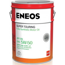 Масло моторное ENEOS Super Touring SN Синтетика 5W-50