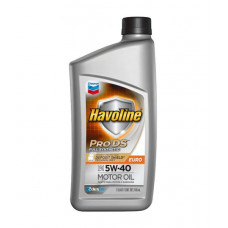 Масло моторное синтетическое HAVOLINE PRODS SYNTHETIC EURO M/O SAE 5W-40 0.946л.
