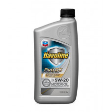 Масло моторное синтетическое HAVOLINE PRODS SYNTHETIC M/O SAE 5W-20 0.946л.