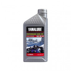 Моторное масло Yamalube 0W-30, Semisynthetic Oil 0,946 л