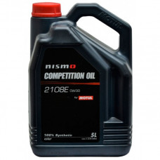 Моторное масло Motul NISMO COMPETITION OIL 2108E 0W-30
