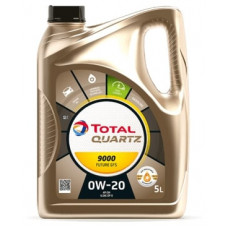 Моторное масло TOTAL QUARTZ 9000 FUTURE GF-5 0W-20