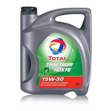 Моторное масло TOTAL TRACTAGRI HDX FE 15W-30