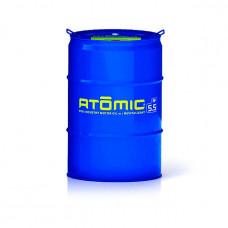 Моторное масло Atomic Pro-Industry 10W-40 SG/CF-4 Silver